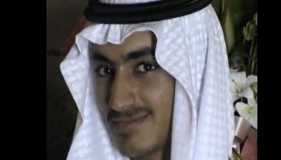Hamza Bin Laden, el hijo de Osama Bin Laden y líder clave de Al Qaeda, murió, según cadena NBC. (AFP).