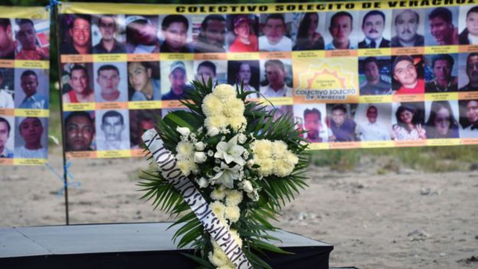 En Veracruz han sido encontradas múltiples fosas con cuerpos de víctimas de la violencia criminal. (Getty Images)
