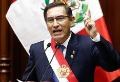 Diez potenciales candidatos presidenciales en contra de vacancia de Martín Vizcarra