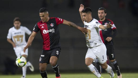 Anderson Santamaría pertenece a las filas del Atlas, de la Liga MX. (Foto: Agencias)