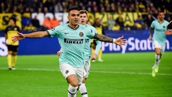 Lautaro Martínez se ha convertido en pieza fundamental en el Inter de Milán   Foto: Agencias