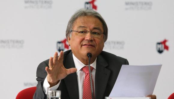 Walter Albán afirmó que ya se encuentra preparando sus argumentos para la audiencia del próximo 15 de enero.  (Foto: GEC).
