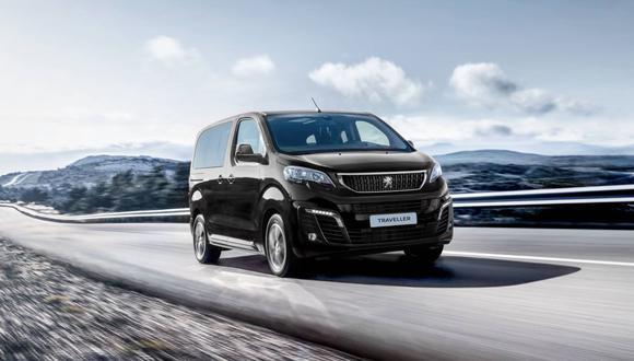 La Peugeot Traveller es una van con capacidad para ocho pasajeros. (Fotos: Difusión)