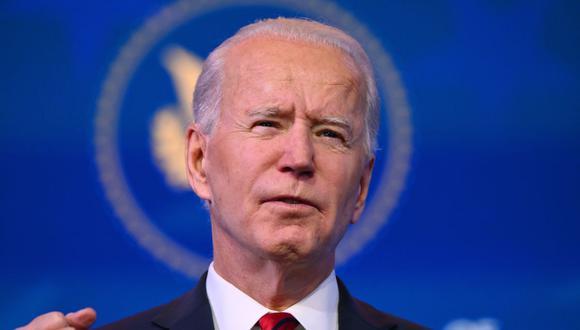 Joe Biden asume la Presidencia de Estados Unidos este 20 de enero. (Foto: Angela Weiss / AFP).