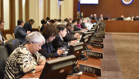 Argentina, Brasil, Canadá, Chile, Colombia, Costa Rica, Ecuador, Estados Unidos, Guyana, México, Panamá y Perú integran el Grupo de Trabajo para Nicaragua indicó la OEA. (EFE)
