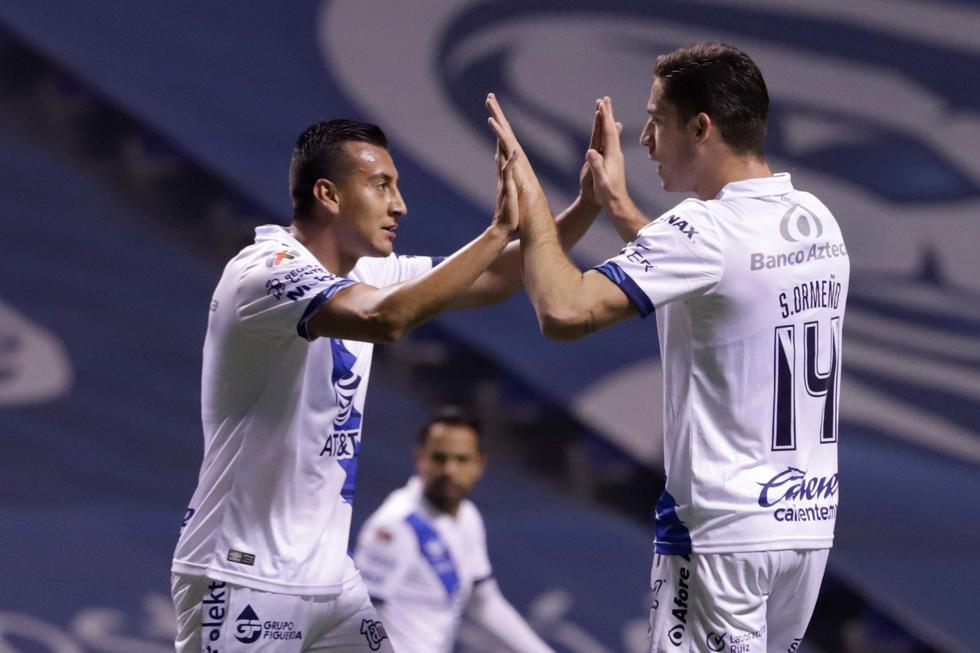 Puebla enfrentó a Tigres por la Liga MX