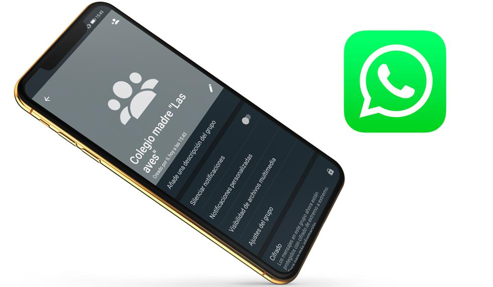 ¡Que no te mortifiquen! Usa este sensacional truco para que nunca te agreguen a grupos de WhatsApp. (Foto: Mockup)