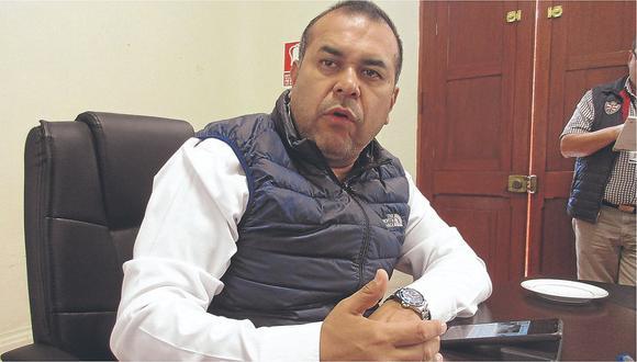 El alcalde provincial de Chiclayo tuvo que ser hospitalizado tras contagiarse de COVID-19. (Foto: GEC)