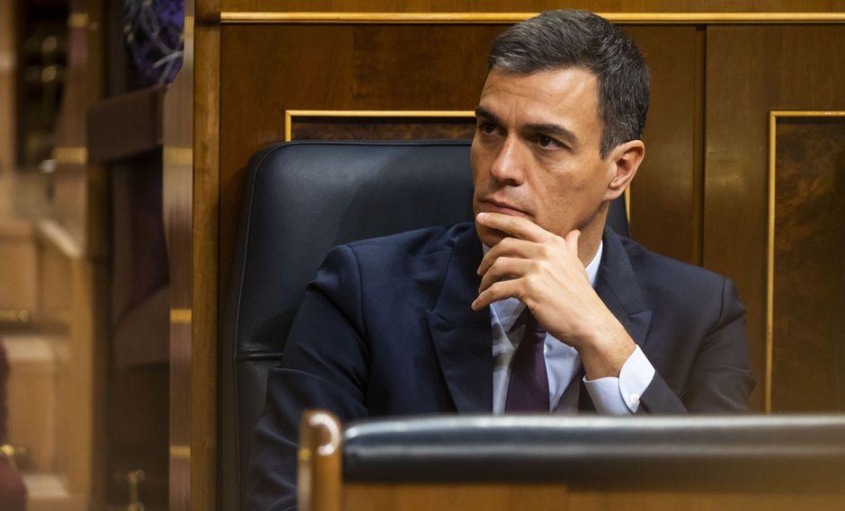 España: Parlamento rechaza el primer presupuesto de Pedro Sánchez y abre la puerta al adelanto electoral. (Bloomberg).