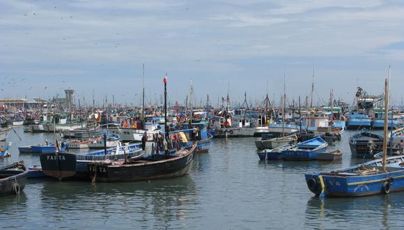 El PBI Pesca crecería hasta 0.4% este año, según la SNP. (Foto: GEC)
