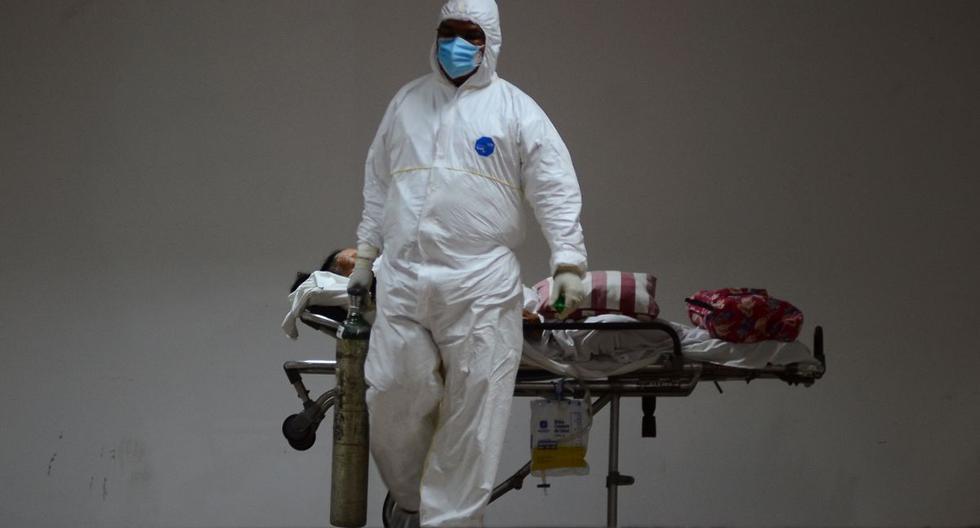Coronavirus en Brasil   Últimas noticias   Último minuto: reporte de infectados y muertos por COVID-19 hoy, martes 30 de marzo del 2021. (Foto: EFE)