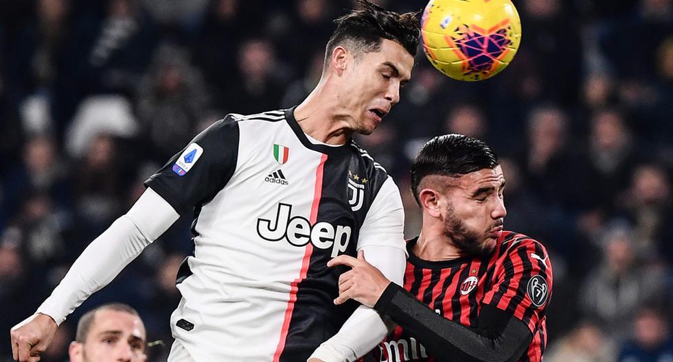 Juventus vs. Milan: las tres atracciones del duelo por Copa Italia | Cristiano Ronaldo
