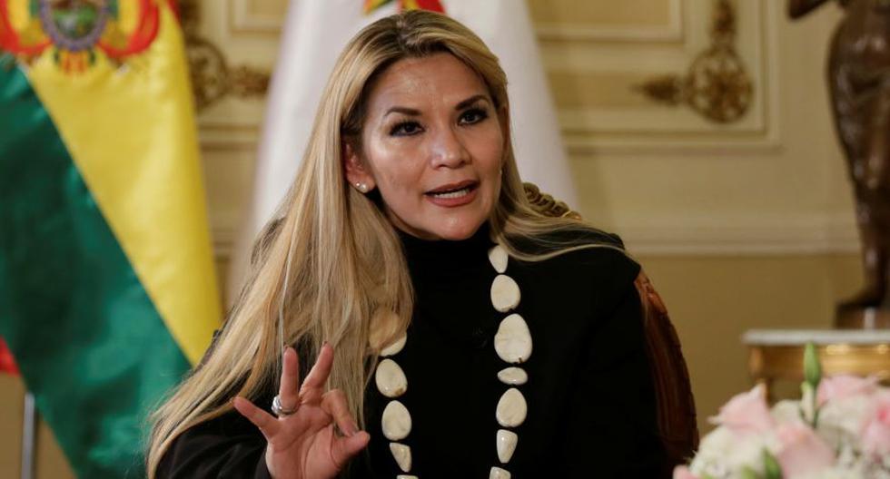 Jeanine Áñez se autoproclamó presidenta y se anularon los cuestionados comicios de octubre del 2019 de los que Evo Morales se había declarado ganador y que desataron una crisis política y social. (Foto: Archivo/Reuters).