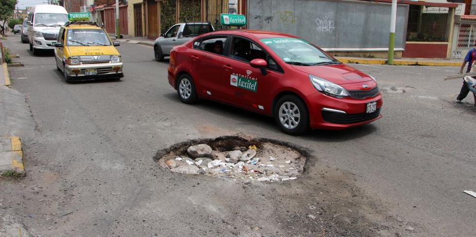 Arequipa: alcaldes requieren S/300 mills para refaccionar vías - 1