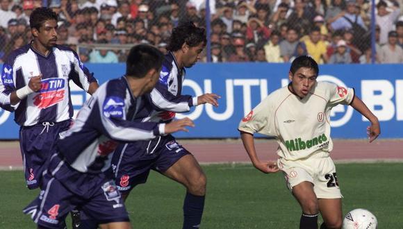 Johan Sotil jugó en Universitario de Deportes y luego vistió la camiseta de Alianza Lima. (GEC)