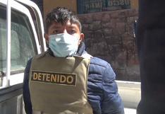 Cusco: detienen a sujeto que captó a menor de 13 años para luego intentar ultrajarla