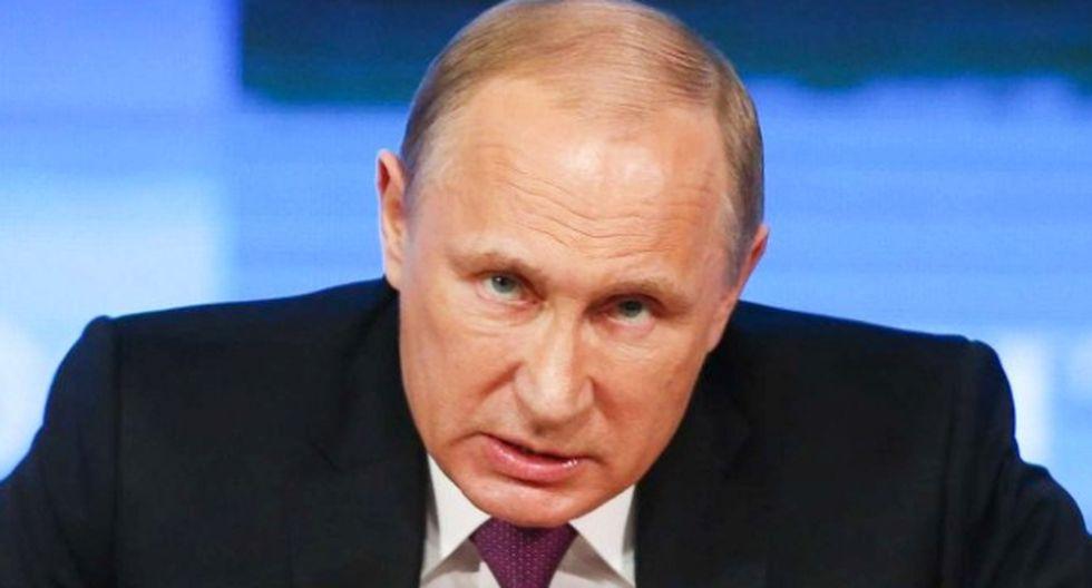 """""""Hay histeria en EE.UU. sobre influencia rusa en elecciones"""""""