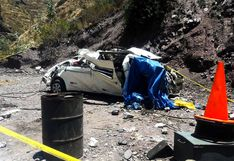 MTC denunciará penalmente a dueños de vehículo que cayó a abismo con estudiantes a bordo en Chicla
