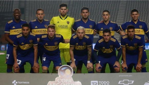 Luis Advíncula y Carlos Zambrano jugaron juntos en Boca Juniors por primera vez.