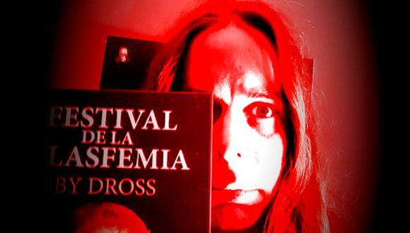 'Dross', estrella de YouTube, llega a Lima este mes para presentar dos obras literarias. (Foto: Dross)