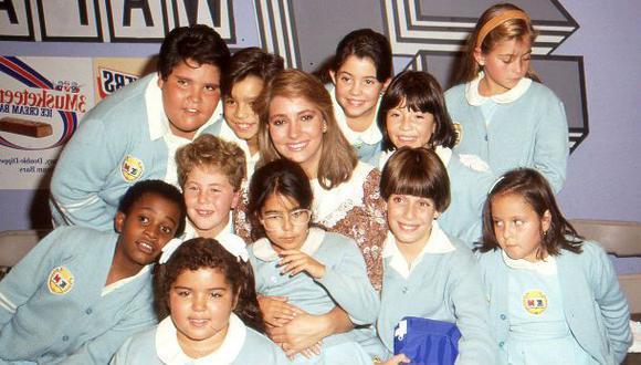 Gabriela Rivero interpretó a uno de los personajes más entrañables de la pantalla chica: la maestra Ximena, en Carrusel (Foto: Televisa)