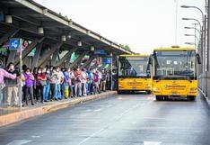 ATU anuncia que garantizará la oferta de transporte en Lima y el Callao