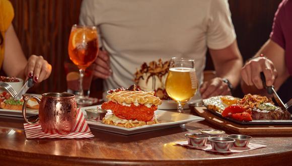 Conoce tres lugares para comer un suculento brunch. (Foto: Fridays)