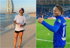 André Carrillo y su pícaro comentario a Joao Félix en Instagram tras viaje del portugués a Dubái