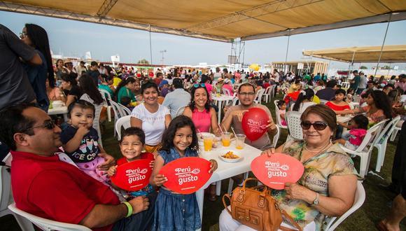 La feria 'Perú Mucho gusto' busca dinamizar el turismo interno en el norte pero también atraer turistas ecuatorianos. (Foto: Promperú)