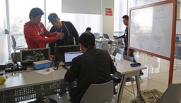 Jóvenes crean programa para detectar dónde hay minería ilegal