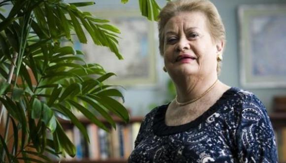 """Martha Hildebrandt: el significado de """"Saliente"""""""