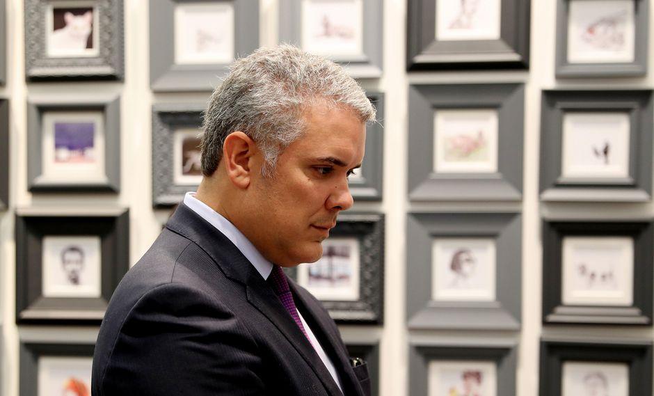 """Un grupo armado no identificado buscaría ejecutar un """"acto terrorista"""" durante la reunión prevista para el martes entre el presidente de Colombia e indígenas en el suroeste del país. (EFE)"""