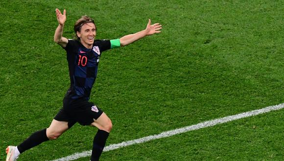 Croacia ganó sus tres partidos de eliminación directa en tiempo suplementario. (Foto: AFP)