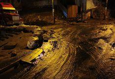 Arequipa: caída de huaicos afecta vías y viviendas de Uchumayo | VIDEO
