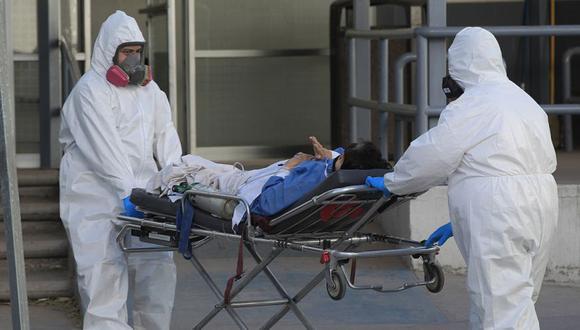 Coronavirus en México   Últimas noticias   Último minuto: reporte de infectados y muertos hoy, viernes 26 de marzo del 2021   Covid-19   (Foto: EFE/Luis Torres).