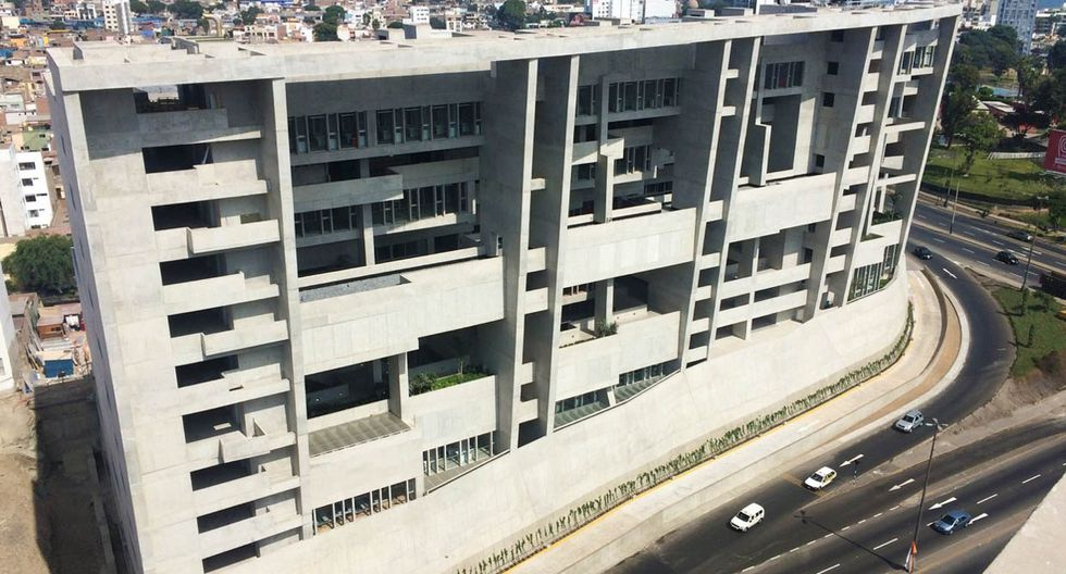 Recorre el edificio peruano elegido como el mejor del mundo - 1