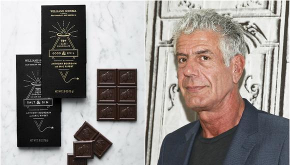 Good & Evil contiene cacao que Bourdain creía extinto (Foto: AP)