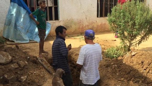 """La cruel estafa de un crematorio venezolano """"porque salía más barato"""". (AFP)"""