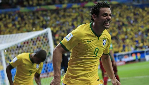 Fred volverá a jugar en Fluminense. (AFP)