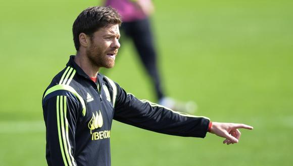 Xabi Alonso pasará hoy reconocimiento médico en Bayern