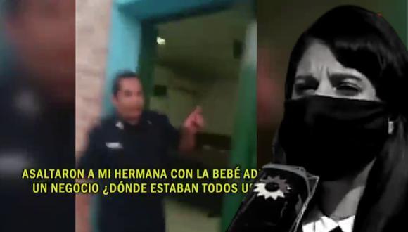 Un video viral mostró la indignación de una mujer que tuvo que ir ella misma a una comisaría en Argentina luego de que no contestaran sus llamadas para denunciar el robo que acababa de sufrir su hermana a solo unas cuadras. | Crédito: tn.com.ar
