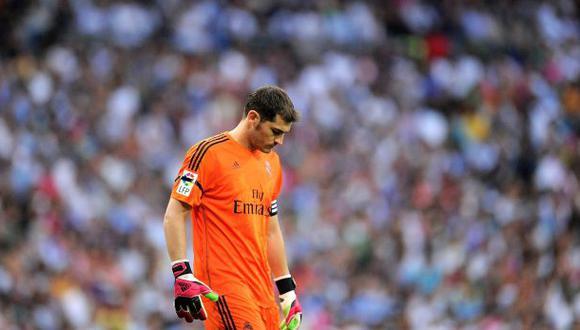 """Iker Casillas: """"Yo puedo dar más y me siento culpable"""""""