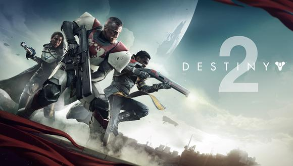 Destiny 2. (Imagen: Bungie)