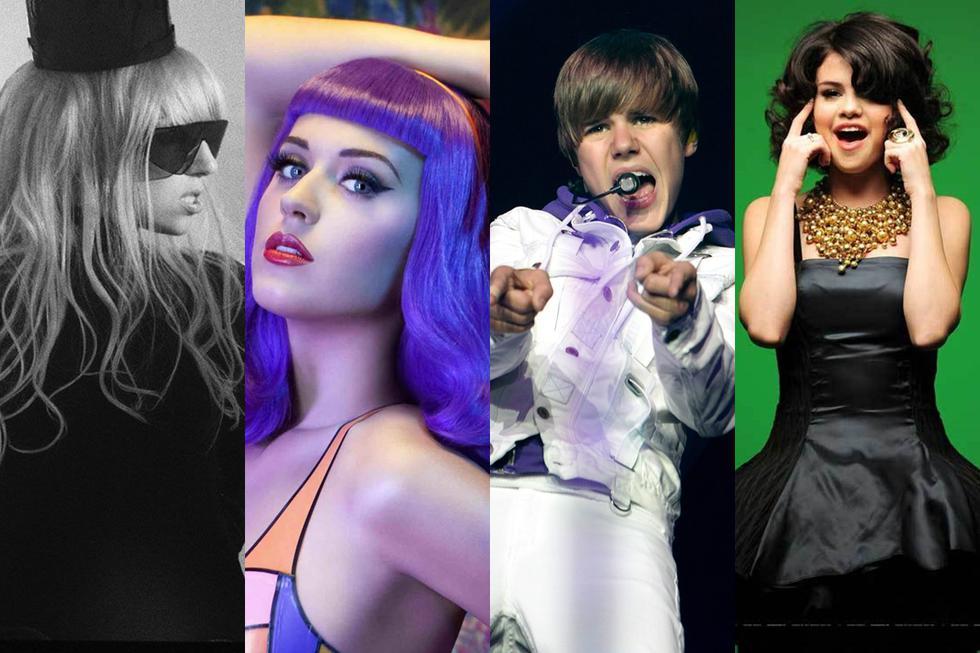 """Hace una década ya, que """"Bad romance"""" de Lady Gaga o el """"Waka, Waka"""" de Shakira, colmaban los chart musicales y no dejaban de retumbar en nuestros oídos."""