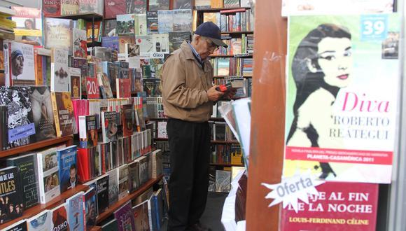 La Feria del Libro Ricardo Palma celebra su edición 39 en Miraflores. (Foto: USI)