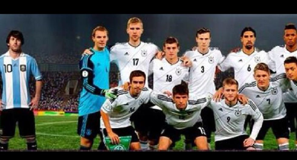 Alemania vs. Argentina: los memes de la final del Mundial - 9