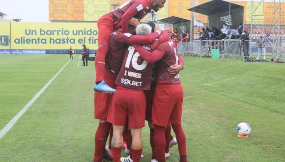 Universitario de Deportes ganó el Apertura por última vez en 2016. (Foto: Liga 1)