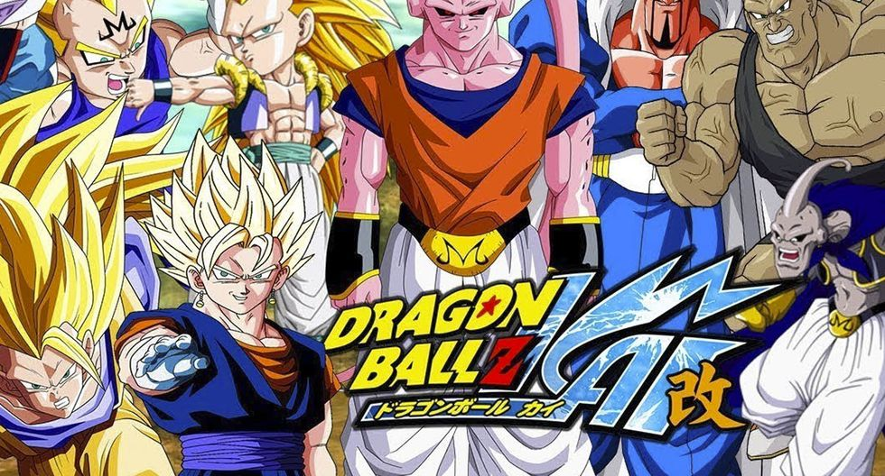 Dragon Ball Z y Dragon Ball Z Kai, ¿en qué se diferencian? (Foto: Toei Animation)