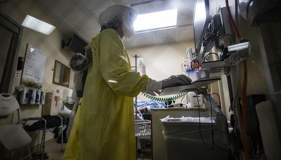Coronavirus en Estados Unidos | Últimas noticias | Último minuto: reporte de infectados y muertos hoy, domingo 24 de enero del 2021 | Covid-19 | EFE