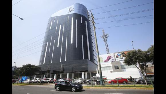 Las oficinas de la Torre Omega no podrán ser transferidas, mientras dure investigación a Caso Ecoteva. (Foto: Archivo El Comercio)